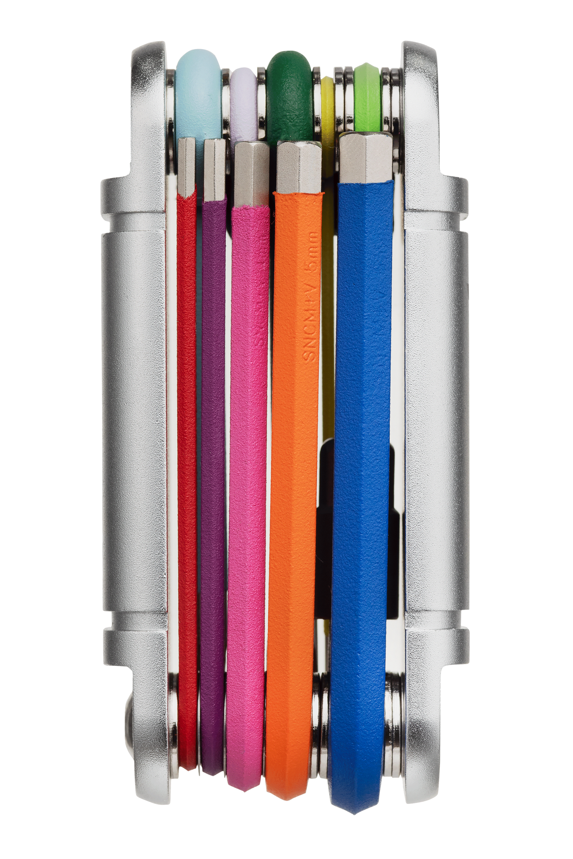 Fabric 11 in 1 Color Coded Mini Tool SV